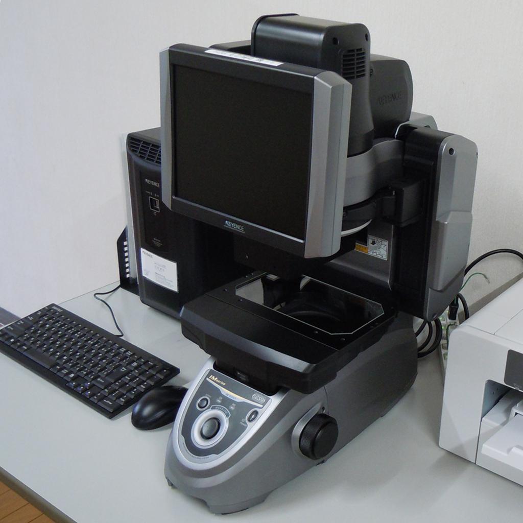 画像寸法測定器 IM-6700/6225T