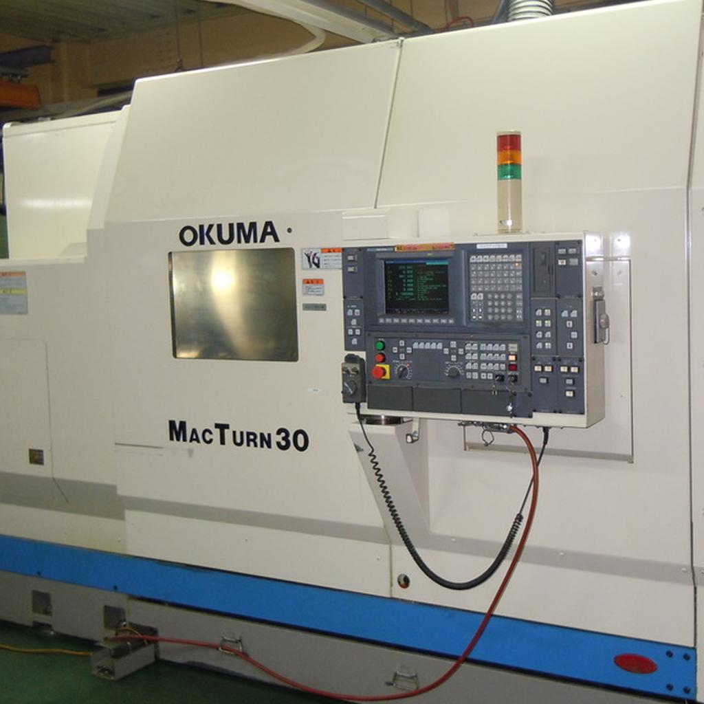 複合加工機 MAC TURN 30