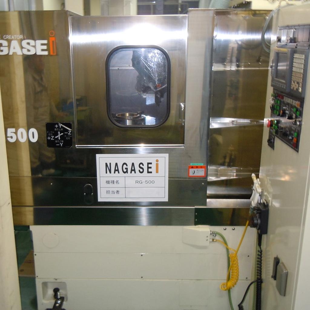 超精密ロータリ研削盤 RG-500